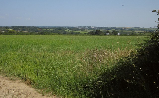 Towards Horseford Farm
