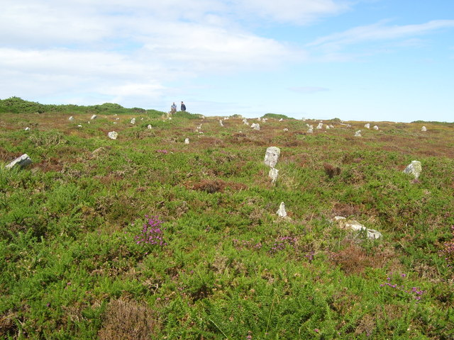 Hill o' Many Stanes