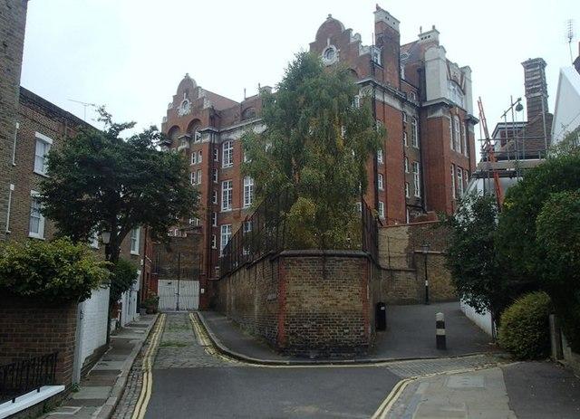 A Hampstead scene