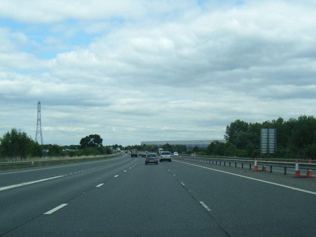 M18 near Hangsman Hill