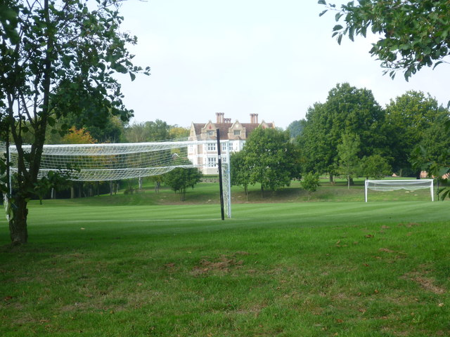 The playing fields of Charlton Court