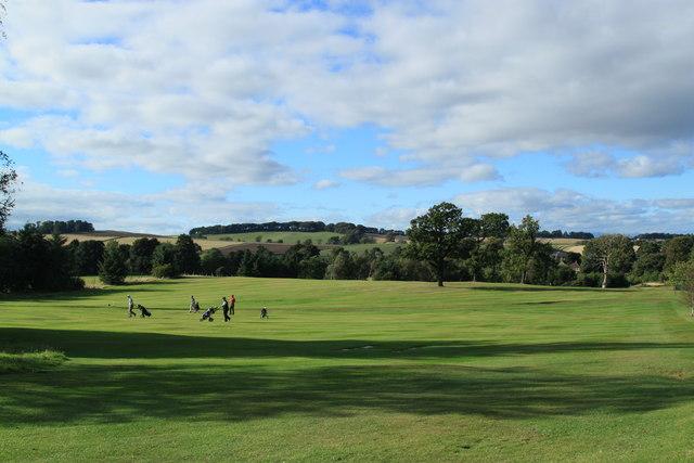 Dalmahoy Golf Course