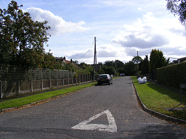 South Wood Drive, Caistor St.Edmund