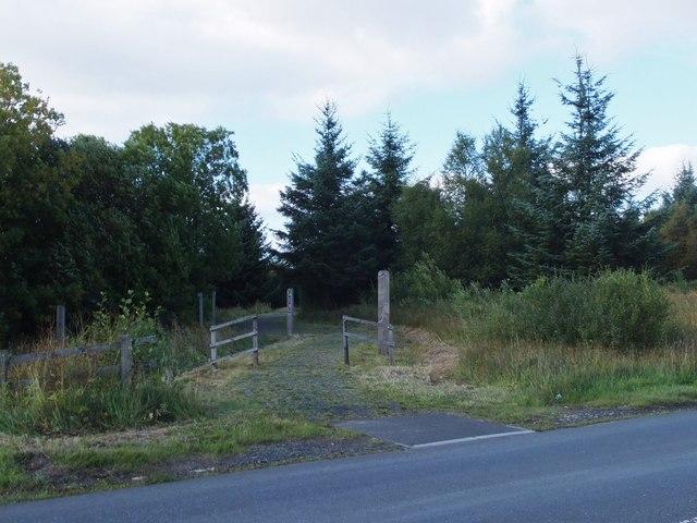 Footpath to Elf Kirk Viewpoint