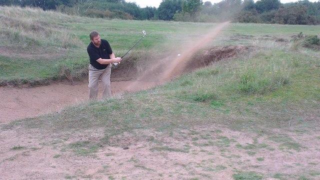 Dawlish Warren : Golf Course