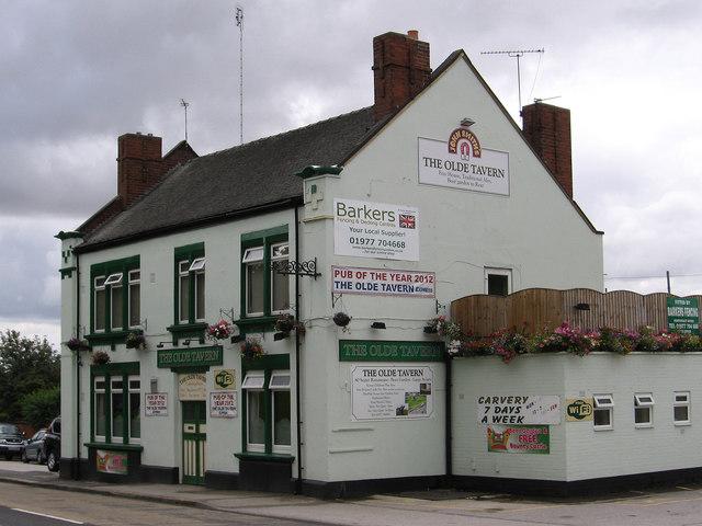 Pontefract - The Olde Tavern