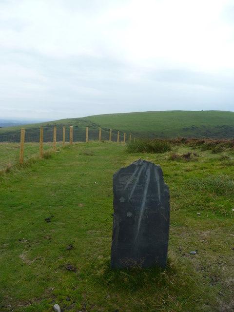 Marker, Offa's Dyke Path