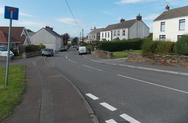 Llannant Road, Penyrheol, Gorseinon