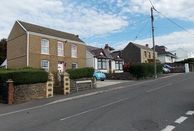 Pencefnarda Road, Penyrheol, Gorseinon