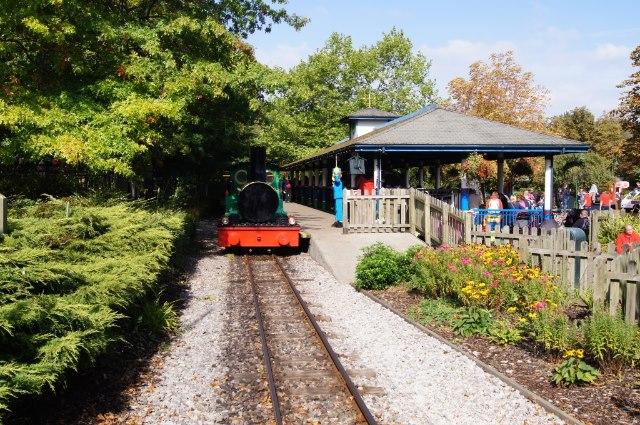 Toy train - Legoland