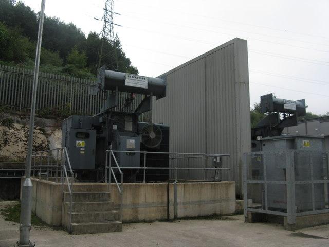 Princess Royal substation at Norchard