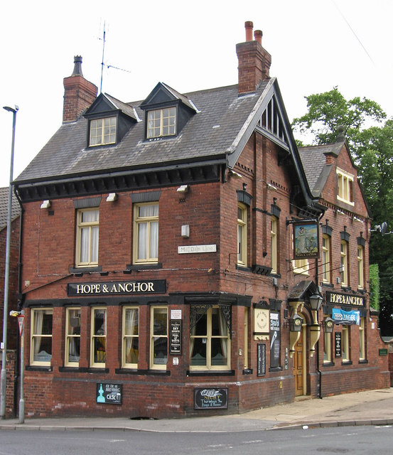 Pontefract - Hope & Anchor