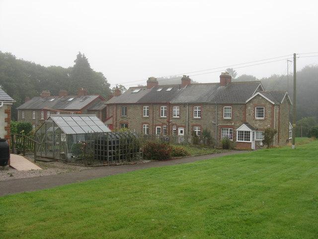 The Barracks at Parkend