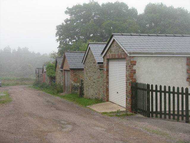 Garages at The Barracks