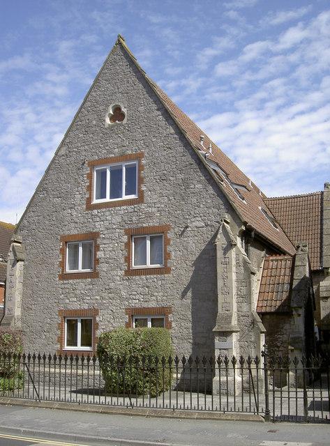 Ecclesiastic home