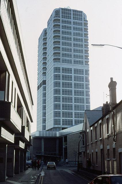 David Murray John Tower