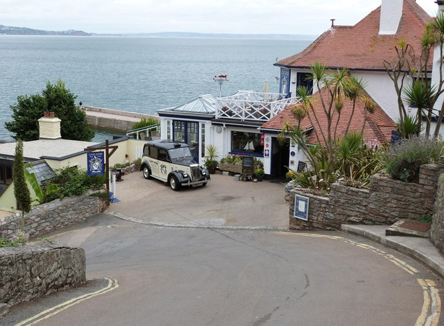 The Cary Arms Hotel, Babbacombe