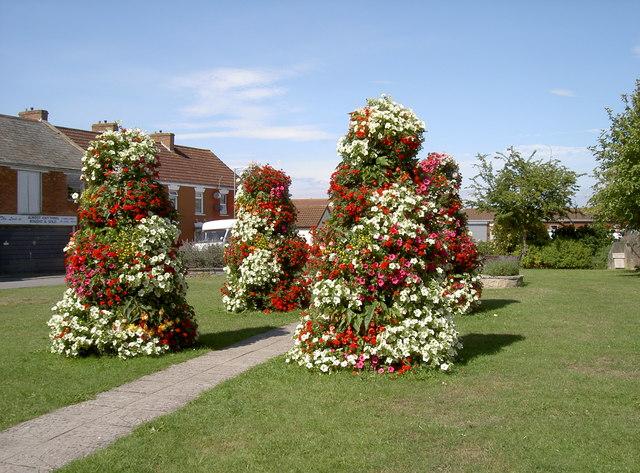 Floral guardians