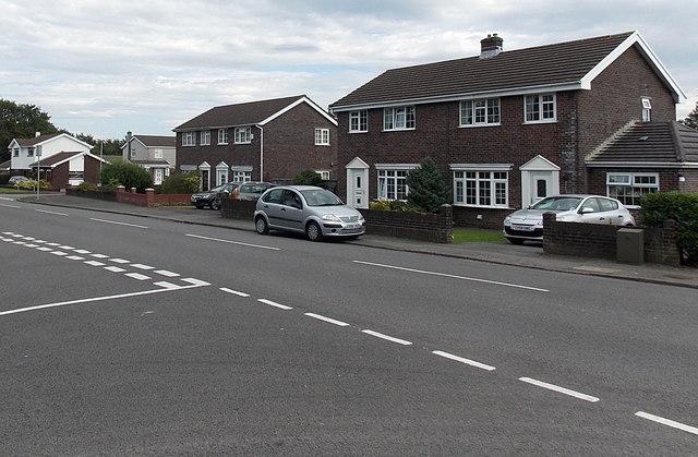 Frampton Road houses, Gorseinon