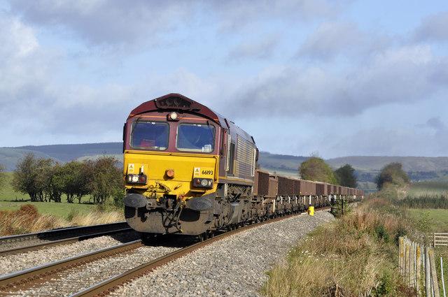 Railway near Stokesay