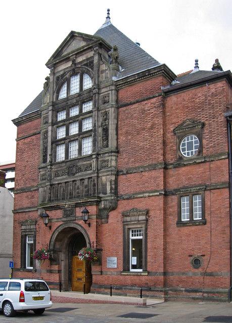 Pontefract - Registrars Office