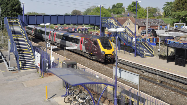 Heyford Station
