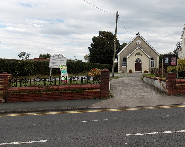 Mount Pleasant Church, Grovesend
