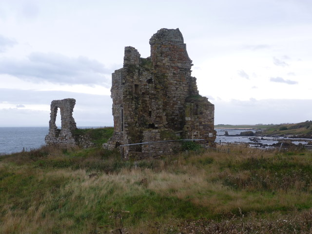 Ruins of Newark Castle