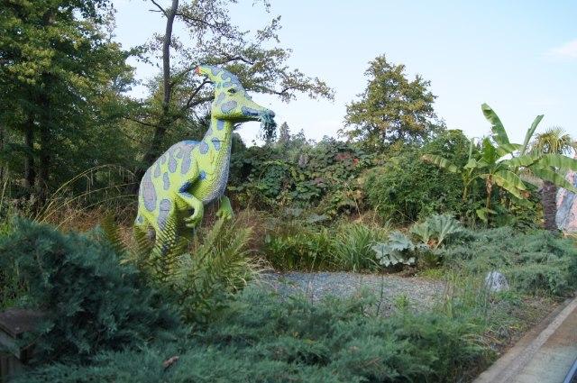 Enjoying a Dino Safari
