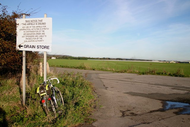 Tangmere Airfield (Disused)