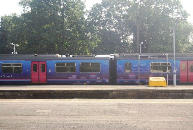 Orpington Station