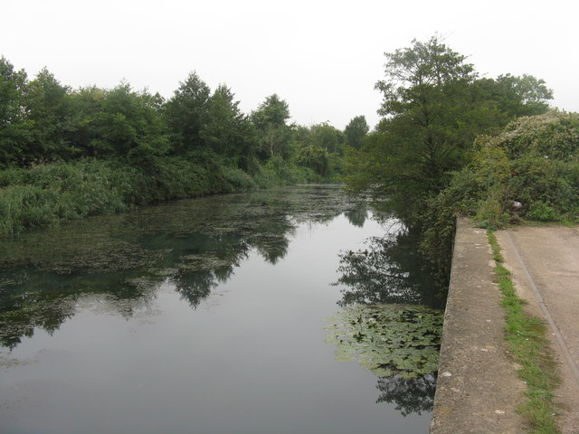River Lyd at Lydney Harbour