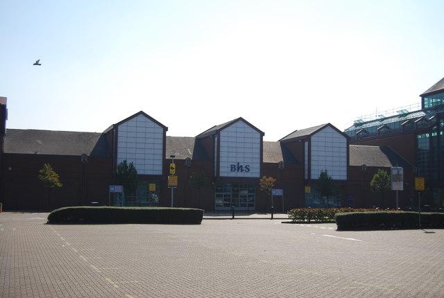 BHS, Surrey Quays