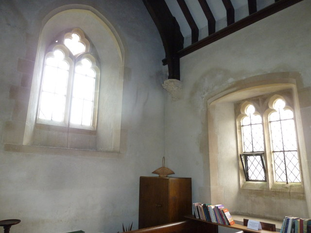Inside St Mary, Burton Bradstock (E)