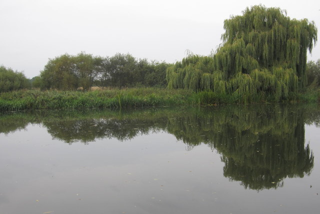 River Great Ouse by Priory Park