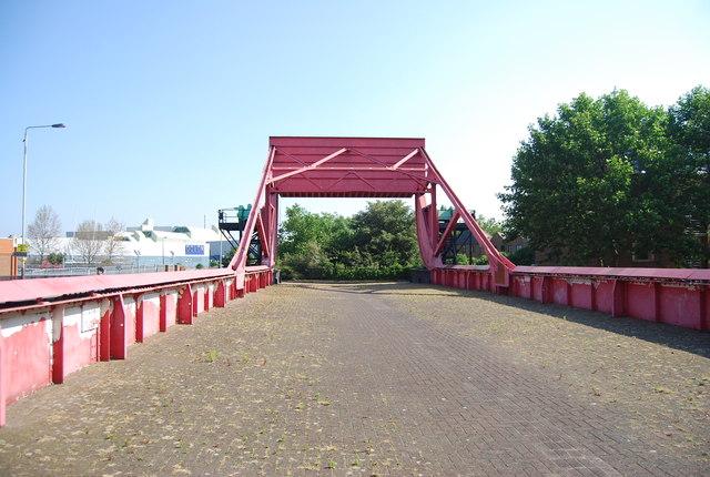 Old Cantilever Bridge
