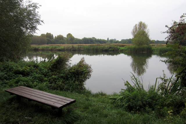 Great Ouse and Fenlake Meadows beyond