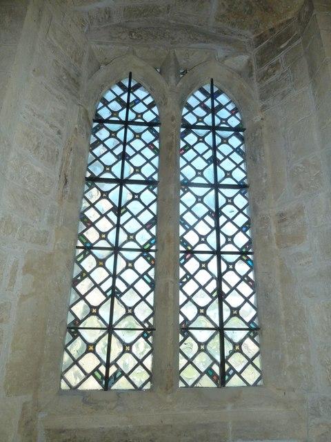 Inside St Mary, Burton Bradstock (R)