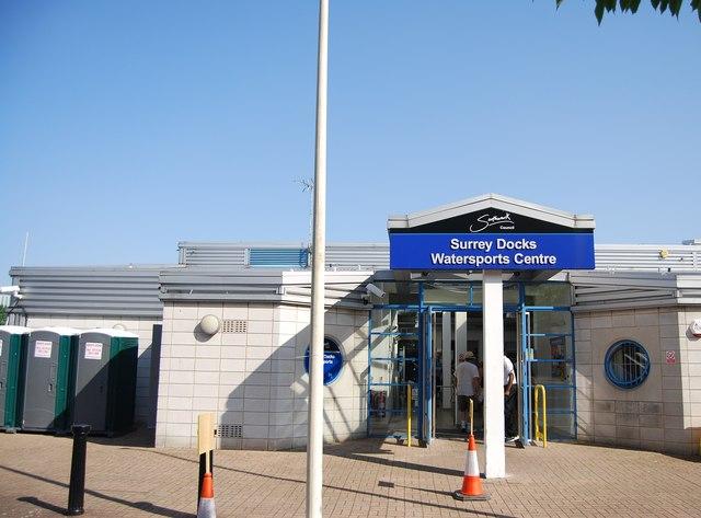 Surrey Docks Water Sports Centre