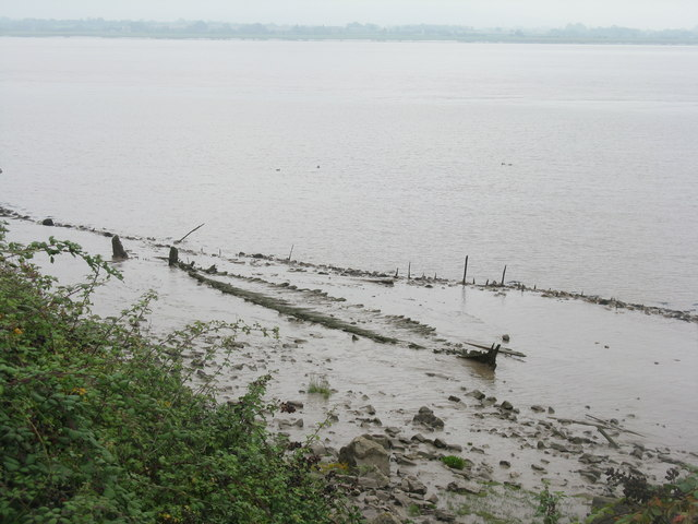 Remains of a Severn Trow