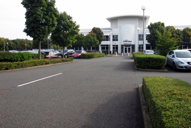 Office building off Stannard Way
