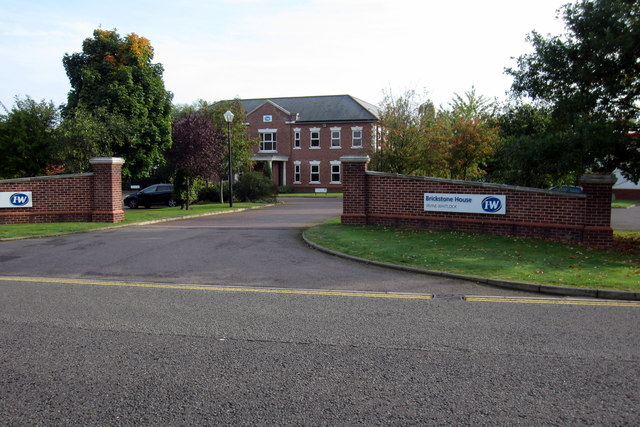 Office building in Priory Business Park