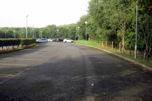 Parking for the business park