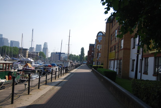 Quay, South Dock