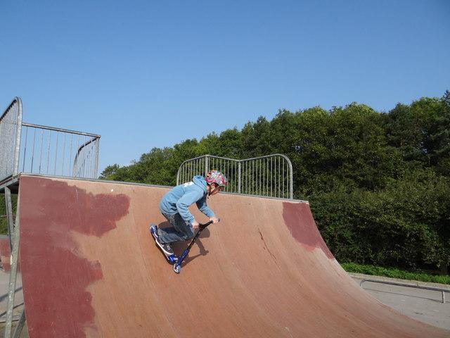 Llantwit Major Skate park