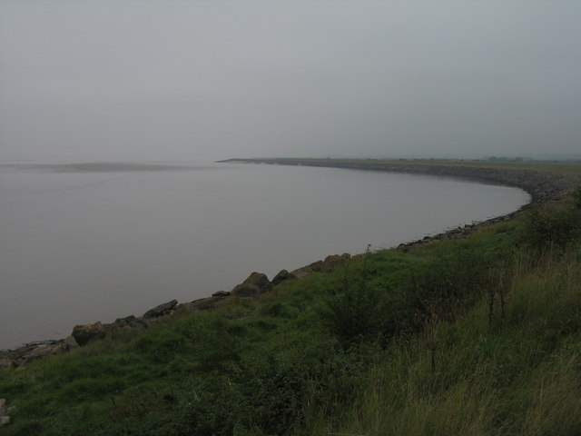 Severn Estuary and the New Grounds