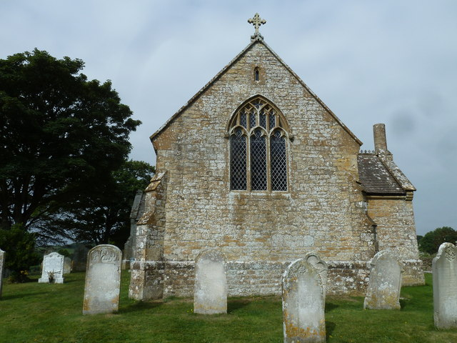 Saint Martin, Shipton Gorge: within the churchyard (III)