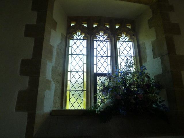 Inside St. Giles, Hooke (3)