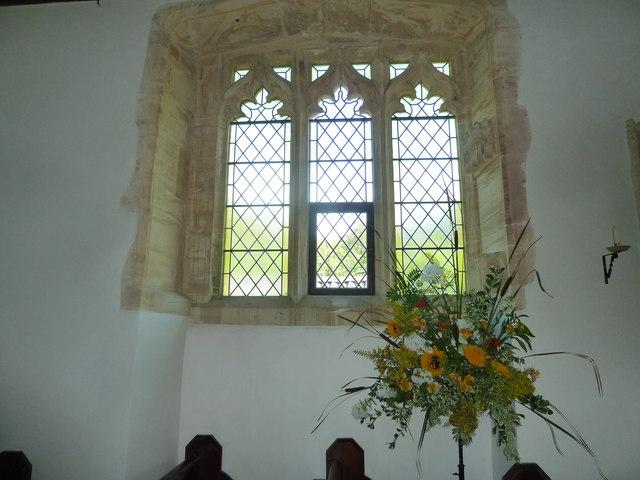 Inside St. Giles, Hooke (4)