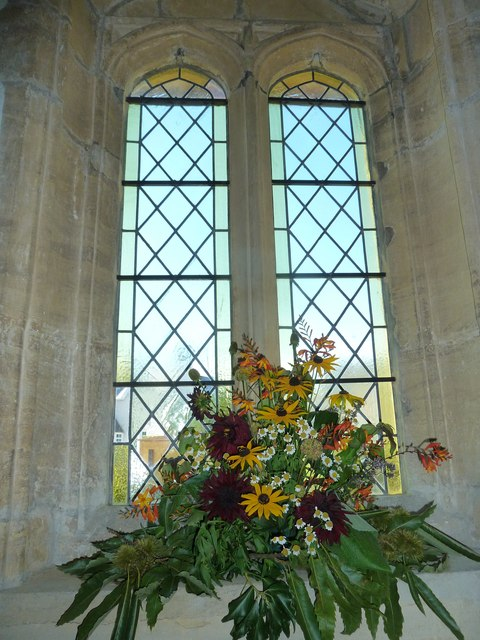 Inside St. Giles, Hooke (5)
